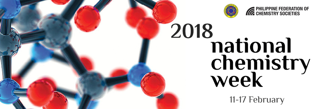 2018 National Chemistry Week