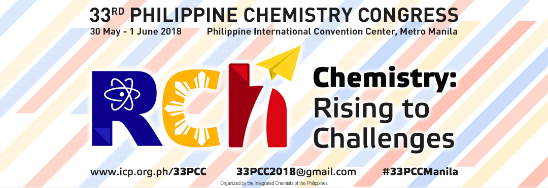 33rd Philippine Chemistry Congress